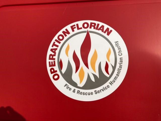 Operation Florian Charity Logo