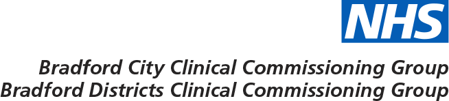 Bradford City Clinical Commissioning Group and Bradford Districts Clinical Commissioning Group