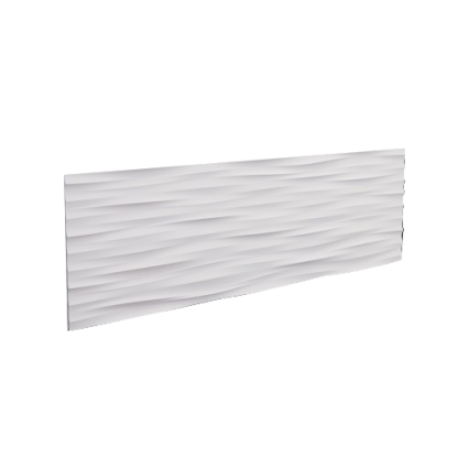 Wave Midres Arstyl Lightweight Wall Panel - L1135 x H380