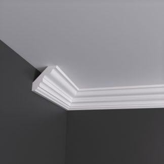Regency Plaster Cornice Coving - 3m