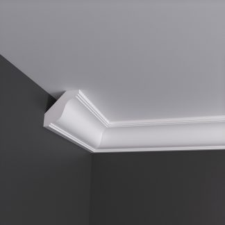 Ogee Plaster Cornice Coving 3m