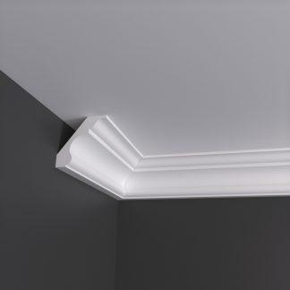 Bowland Plaster Cornice Coving - 3m