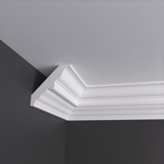 Large Georgian Plaster Cornice Coving - 3m