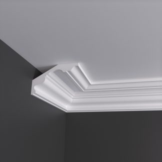 Chaigley Plaster Cornice Coving - 3m
