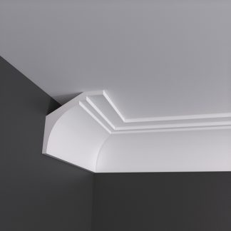 Windsor Plaster Cornice Coving - 3m