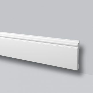 FL2 (Sonia) WALLSTYL® Lightweight Skirting Board - 2.44m