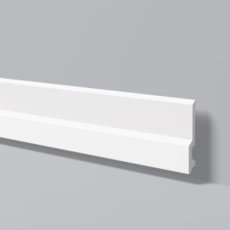 FD22 WALLSTYL® HDP Lightweight Skirting Board - 2.44m