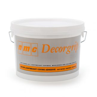 Decorgrip Ready Mixed Coving Adhesive 2.5 ltr