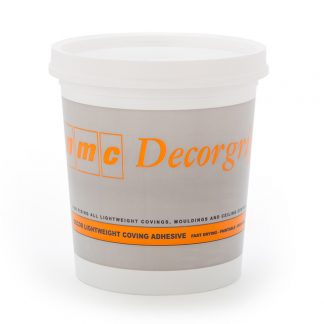 Decorgrip Ready Mixed Coving Adhesive 1 ltr