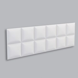 SQUARE Arstyl® 3D Wall Panel - L1135 x H380