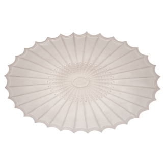 Artdeco Adams Oval Rose - 128 x 95cm