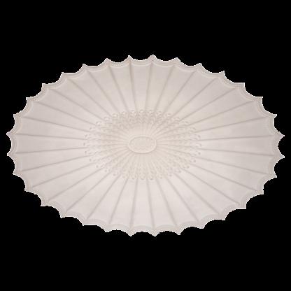 Artdeco Adams Oval Rose - 128 x 95cm
