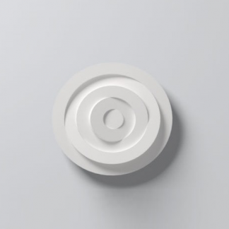 CR5 Lightweight Ceiling Rose - 22in / 55cm