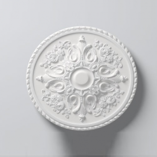 R12 Lightweight Ceiling Rose - 33in / 83cm