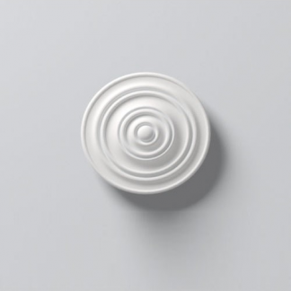 R14 Lightweight Ceiling Rose - 14in / 34cm