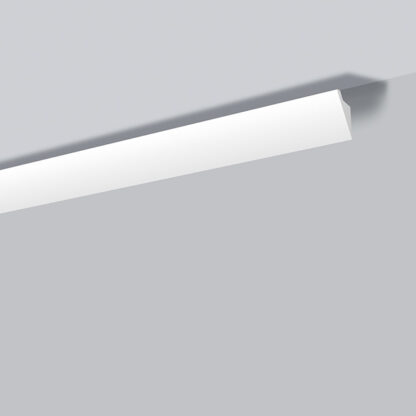IL4 WALLSTYL® Plastic Lightweight  Cornice Coving Lighting Solution - 2m