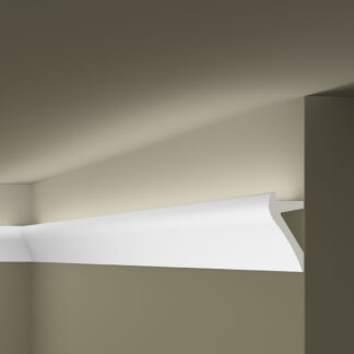 IL2 ARSTYL® Plastic Lightweight  Cornice Coving Lighting Solution - 2m