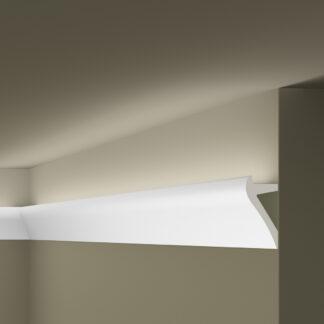 IL2 ARSTYL® Plastic Lightweight  Cornice Coving Lighting Solution - 2m