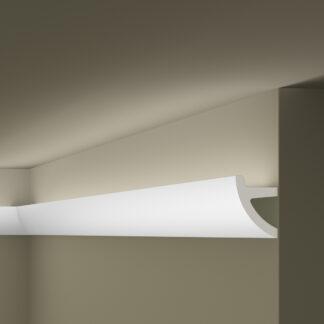 IL1 ARSTYL® Plastic Lightweight  Cornice Coving Lighting Solution - 2m