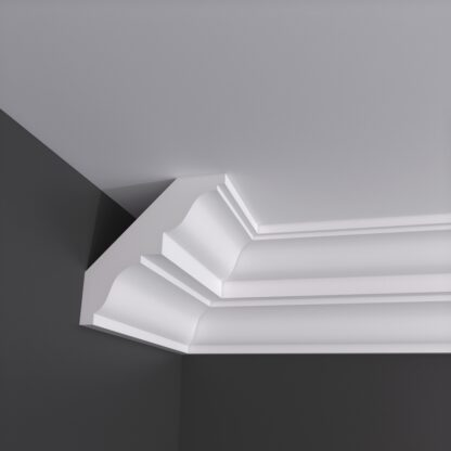 Oxford Plaster Cornice Coving - 3m