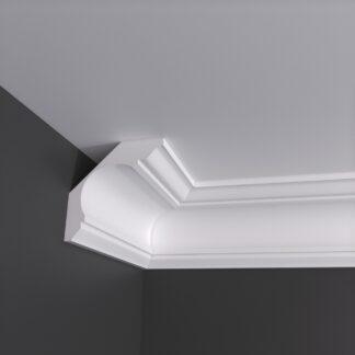 Sharpe Plaster Cornice Coving - 3m