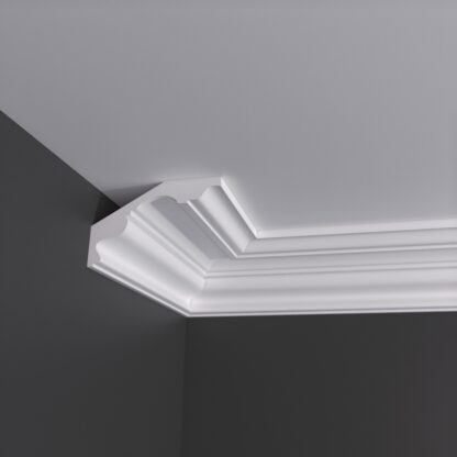 Chaigley Plaster Cornice Coving - 3m