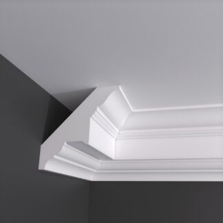 Extra Large Georgian Plaster Cornice Coving - 3m