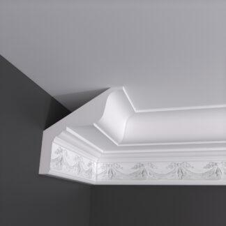 Canterbury Plaster Cornice Coving - 3m