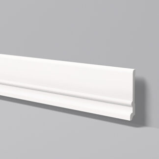 FD21 WALLSTYL® HDP Lightweight Skirting Board - 2.44m