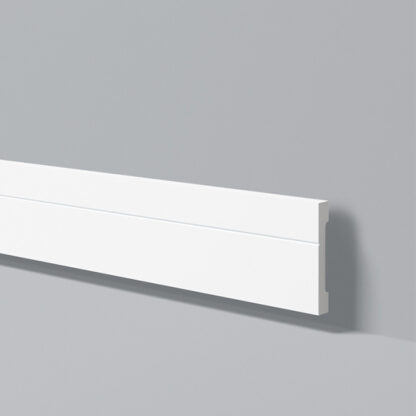 FD2 WALLSTYL® HDP Lightweight Skirting Board - 2.44m
