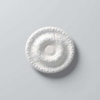 R8 ARSTYL® Lightweight Ceiling Rose - 20in / 50cm