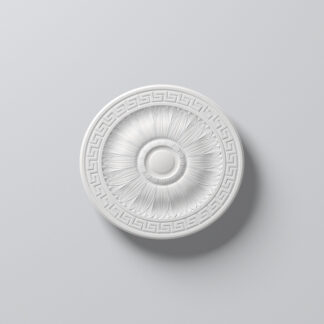 R23 ARSTYL® Lightweight Ceiling Rose - 20in / 51cm