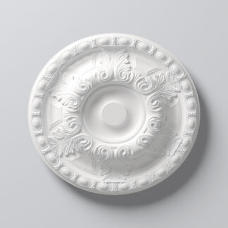 R18 ARSTYL® Lightweight Ceiling Rose - 24in / 60cm