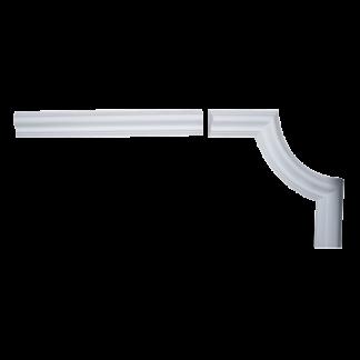 DP11 Plaster Panel Mould - 1.75m