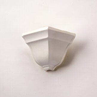 Extra Large Plain External Corners - x2