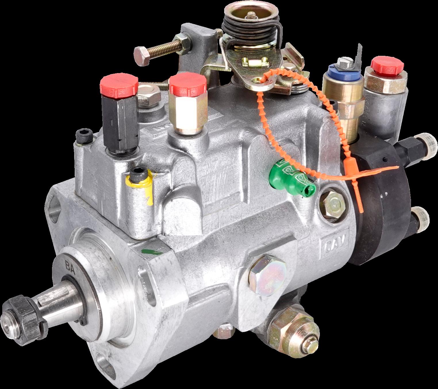 Delphi/Iveco DPS Diesel Fuel Injection Pump: 8520A710A Exchange
