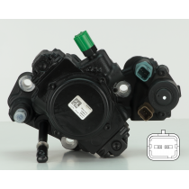 DELPHI 9424A050A Common Rail Pump Exchange
