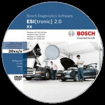 Bosch Diagnostic ESI [tronic] Software for FSA 7xx series (1YR): 1 687 P15 046