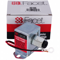 Facet 40106 Solid State Electronic Fuel Pump (12V)