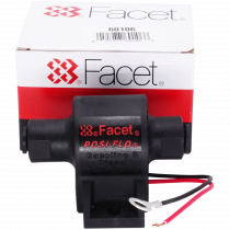 Facet 60106 Posi-Flow Electronic Fuel Pump (12V)