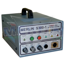 MERLIN'S S300-1 COMMON RAIL TEST SYSTEM