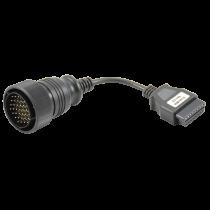 Delphi 37 Pin M.A.N OBD Diagnostic Test Cable SV10825
