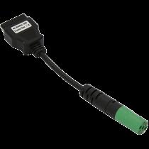 Delphi 4 Pin Haldex OBD Diagnostic Test Cable SV10827