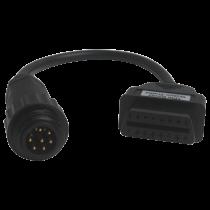 Delphi 7 Pin Knorr/Wabco OBD Diagnostic Test Cable SV10828