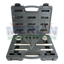 COMMON RAIL INJECTOR EXTRACTOR TOOL SET
