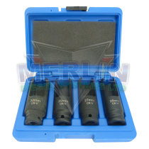 4 Piece Injector window socket set