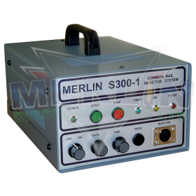 MERLIN'S S300-1 COMMON RAIL TEST SYSTEM