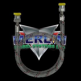 COMMON RAIL M12 x M12 HIGH PRESSURE PIPE