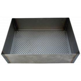 STEEL component TRAY FOR ULTRASONIC