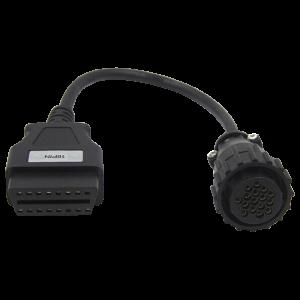 Delphi 16 Pin Scania/D.A.F OBD Diagnostic Test Cable SV10823